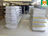Удобная полка супермаркета полки магазина розничной торговли индикации