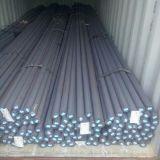Barra redonda de aço Ss400 suave