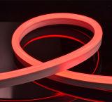 2017 nouvelles lumières au néon de corde de câble de la forme DEL de construction de produit