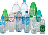 Riga delle acque in bottiglia o impianto di imbottigliamento di riempimento dell'acqua minerale 3 in 1 linea di produzione di riempimento completa