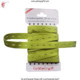 Nastro elastico del foro di tasto per l'indumento (YH-ET019)