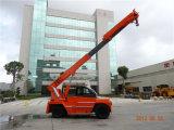 Высокое качество 10t Telehandler Китая с телескопичной рукояткой с крюком