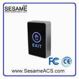プラスチック接触黒のドアの出口ボタン(SB8-Squ)