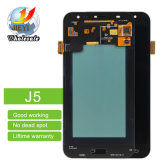 LCDおよびSamsung本物ギャラクシーJ5 J500f LCDスクリーンの置換のために完全なタッチ画面
