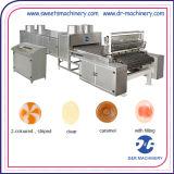 Machines de sucrerie de cuiseur de microfilm déposant la ligne complète de machine
