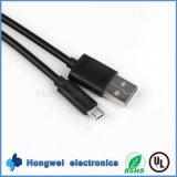 Smartphone USB 2.0 마이크로 USB B 비용을 부과 케이블에 남성