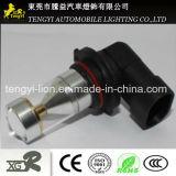 linterna auto de la lámpara de la niebla de la luz LED del coche de 30W LED con 1156/1157, T20, base ligera del CREE del socket H1/H3/H4/H7/H8/H9/H10/H11/H16