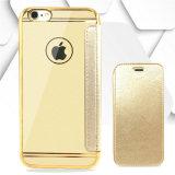 Cas en cuir Twinkling de fantaisie de téléphone cellulaire de Filo TPU pour l'iPhone
