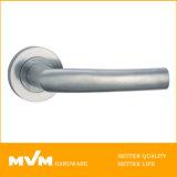Punho de porta do aço inoxidável da alta qualidade em Rosa com Ce (S1152)