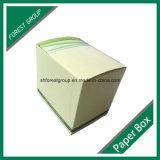 Caixa de papel em papelão envernizado UV para embalagem de comprimidos