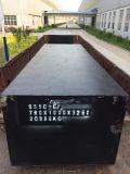 Barre plate et bloc chauds d'acier de forge