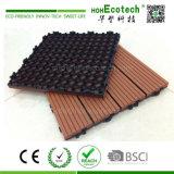 空WPCのパネルの軽量のデッキのタイル張りの床
