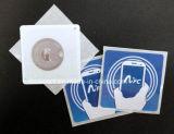 La viruta impermeable de la pequeña de RFID tarjeta elegante programable al por mayor NFC de la identificación marca la etiqueta engomada con etiqueta