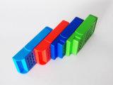Plástico que oferece cartões para a ponte duplicada