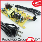 Alto circuito del cargador de la batería de la potencia del Tg RoHS