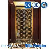 De villa d'ascenseur d'usine qualité directement avec la sûreté bon marché des prix