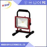 luz recarregável portátil do trabalho do diodo emissor de luz da ESPIGA 20W