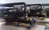 wassergekühlter Kühler der Schrauben-50ton/85ton für Seife Makng Maschine