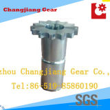 Metal Industrial Stainless Steel Smeden Wheel Gear Sprocket
