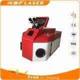 100W 200W Unstanding 납땜 보석을%s 휴대용 보석 Laser 용접 기계