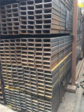 Q235熱間圧延の継ぎ目が無い長方形鋼管