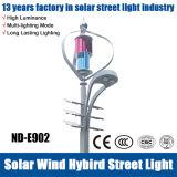 50W luz de calle híbrida del Solar-Viento LED para la iluminación al aire libre