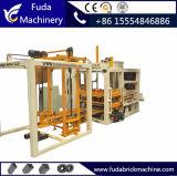 Bloc creux concret complètement automatique hydraulique faisant la machine
