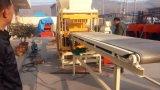 기계를 만드는 완전히 자동적인 Qt4-10 유압 토양 구획 기계 또는 지구 구획