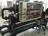 het Water 350kw Thermoforming koelde de Harder van de Schroef met PLC het Scherm van de Aanraking