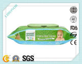Professional Factory larva 100% Biodegradable & Organic baby Wipes
