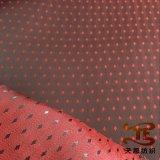 Polyester-dickflüssiges Gewebe des Jacquardwebstuhl-68d*120d für Kleid-Gewebe