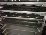 Bandejas rotatorias del horno 32 de la hornada eléctrica del aire caliente de Cnix Commerical