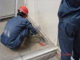 Легко соберите подвижные стальные Prefab здания для работников