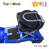 De medische Autoped van de Mobiliteit van het Wiel van de Apparatuur 4X4 Vouwbare Elektrische Gehandicapte
