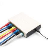 Cat5e Cable de acoplamiento de cobre