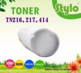 Impresora Cartridege Tn-217 para uso en Konica Minolta Bizhub 223/283/7828