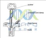 Morsetto a gettare del cavo ombelicale con la certificazione della FDA (MN-UB-02)