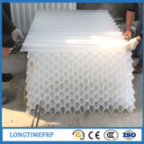 Pp.-Gefäß-Siedler-sechseckige Bienenwabe-Verpackung für Abwasser-Behandlung