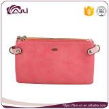 Señora de múltiples funciones Wallet de 3 cremalleras de Fani con la bolsa de la moneda