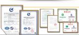 35m3/H concrete het Mengen zich Installatie met Opheffende Vultrechter (HZS35)