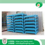 セリウムが付いている倉庫のためのFoldable金網の容器