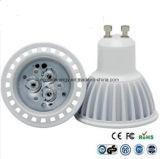 Ampoule de la CE et des Rho GU10 3W DEL