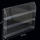 Caja de encargo del producto de la exhibición de la caja de acrílico para la exposición