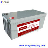 3years batteria di litio di lunga vita LiFePO4 della garanzia 12V100ah (VRLA)