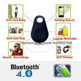 Zeer belangrijke Verre Vinder van het Alarm van de Drijver van Bluetooth GPS anti-Verloren