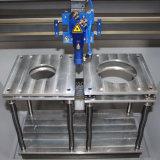 2つの作業穴(JM-960H-CC2)が付いている有効なレーザーのココナッツ彫版機械