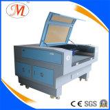 Machine de découpage de laser de CO2 de bonne qualité avec le pouvoir 80W (JM-1080T-CCD)