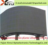 높은 광도 널 Videowall를 광고하는 옥외 발광 다이오드 표시 모듈 스크린 P8