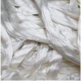 Filato di seta 100% della tussah per il tessuto di seta puro della Cina