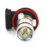 고성능 100W 20LED 날가로운 것은 H11/H8 LED 차 안개등을 잘게 썬다